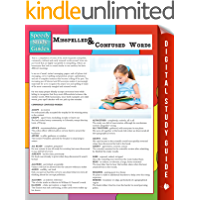 Misspelled And Confused Words (Speedy Study Guide)