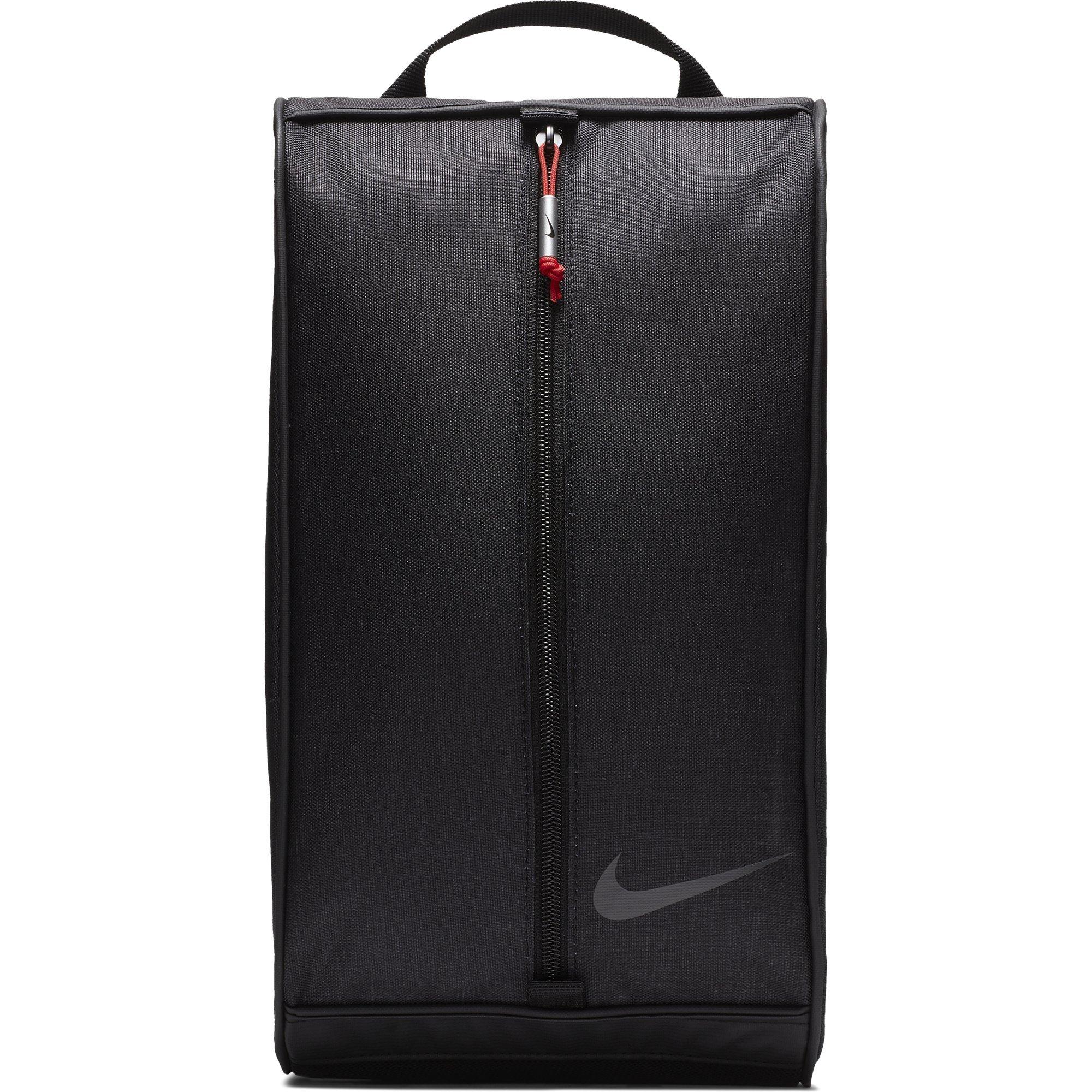 NIKE Sport Golf Shoe Tote, Black/Black/Anthracite by Nike