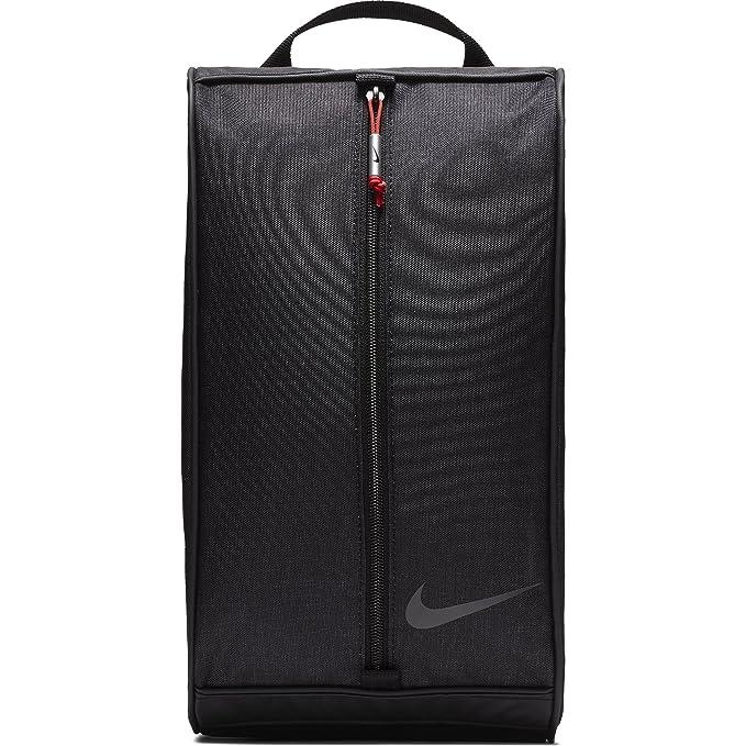 Amazon.com: Nike Sport - Bolsa para zapatos de golf, Negro ...