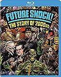 BLU-RAY - FUTURE SHOCK! THE STORY OF 2000AD (1 Blu-ray)