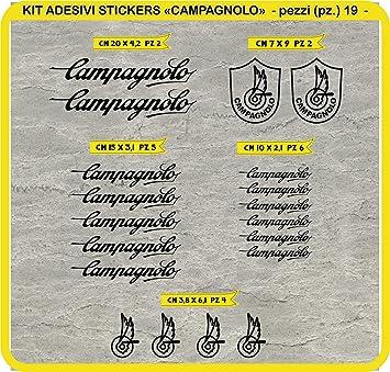 Kit de adhesivos Campagnolo para bicicleta, 19 unidades, elija ...