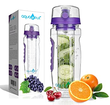 AquaFrut Fruit Infused Water Bottle