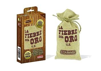 Comansi - La Fiebre del Oro, pack saco (C20137): Amazon.es: Juguetes y juegos