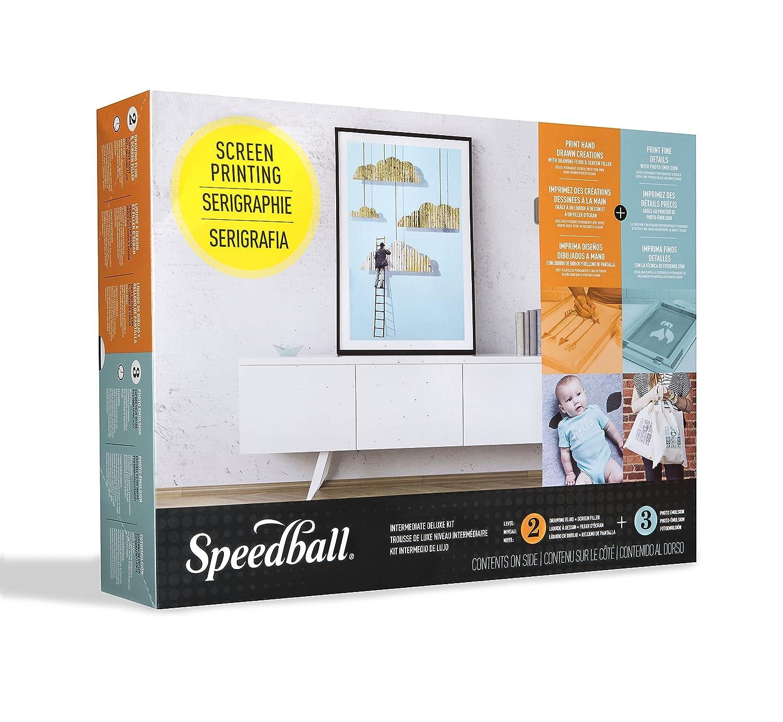 Speedball Ultimate Screen - Kit per stampa 004523 BA02570307-001