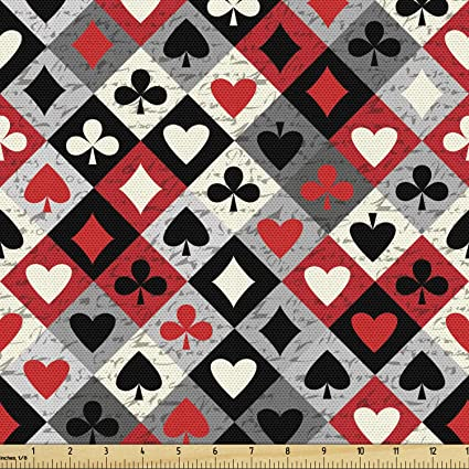 Casino print fabric vegas casino address