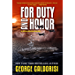 For Duty and Honor: A Rick Holden Novel (English Edition)