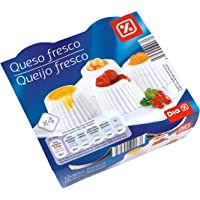 DIA - Queso Fresco Natural Envase Pack 4