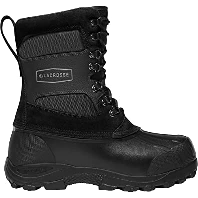 """Pac Boots Outpost II 11"""" height Brown (600801) Waterproof  Insulated Modern Comfortable Hunting Combat Boot Best For Mud Snow"""