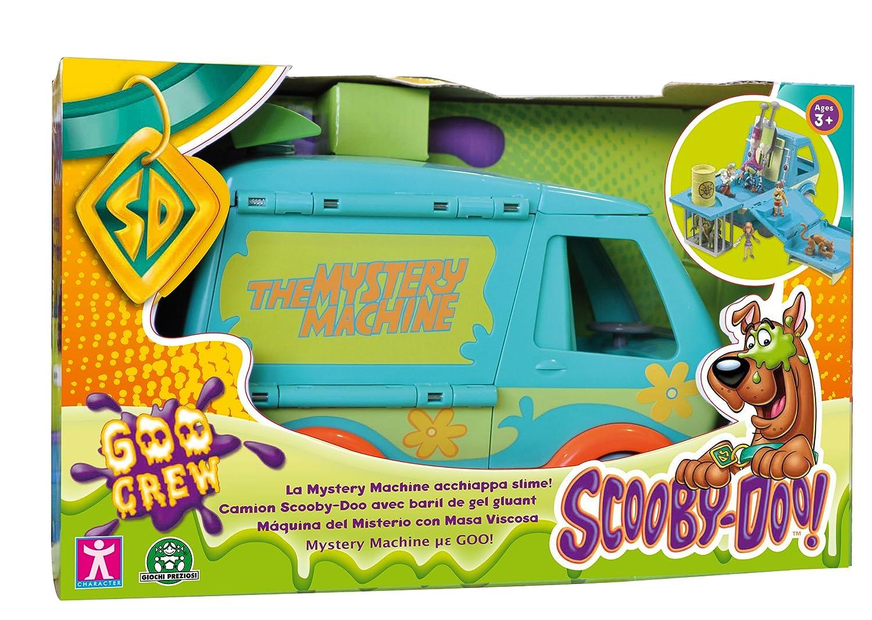 Amazon Com Giochi Preziosi Scooby Doo Mystery Machine And Barrel
