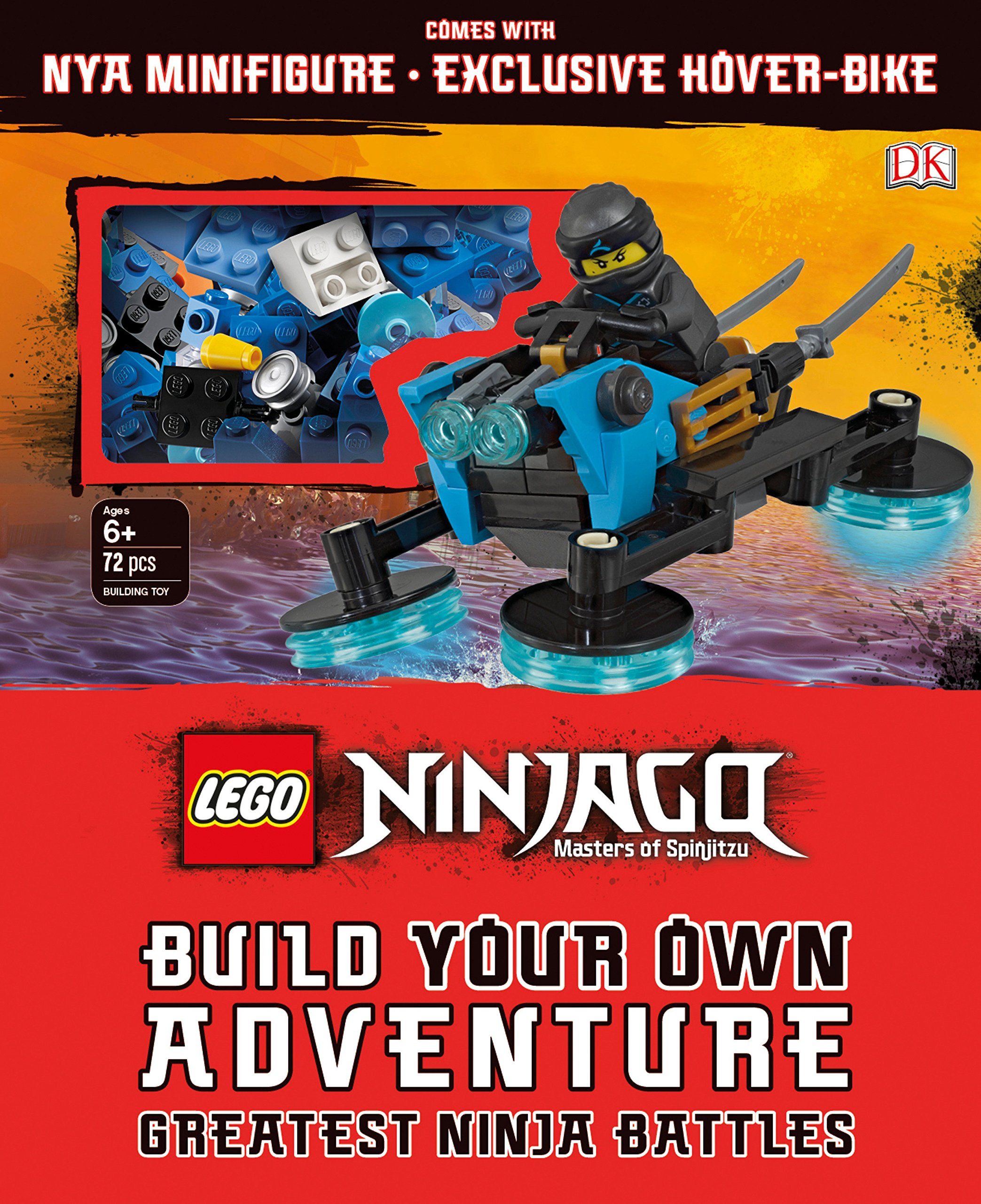 Lego Ninjago: Build Your Own Adventure: Greatest Ninja ...