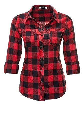 Hailys - Camisas - Cuadrados - para mujer