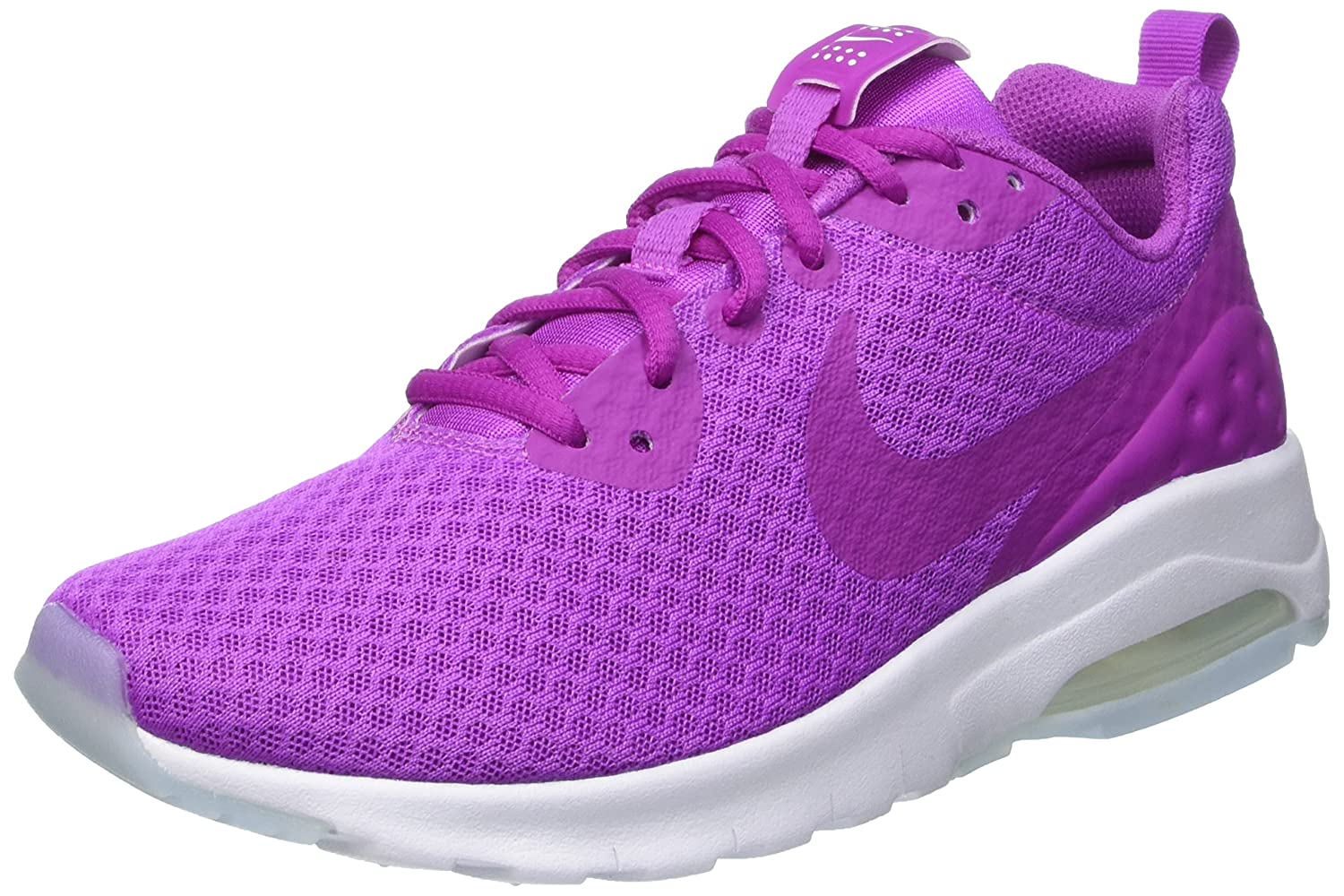 NIKE Women's Air Max Motion Lw Running Shoe B0145Y7IHY 11.5 B(M) US|Hyper Violet/Hyper Violet/White