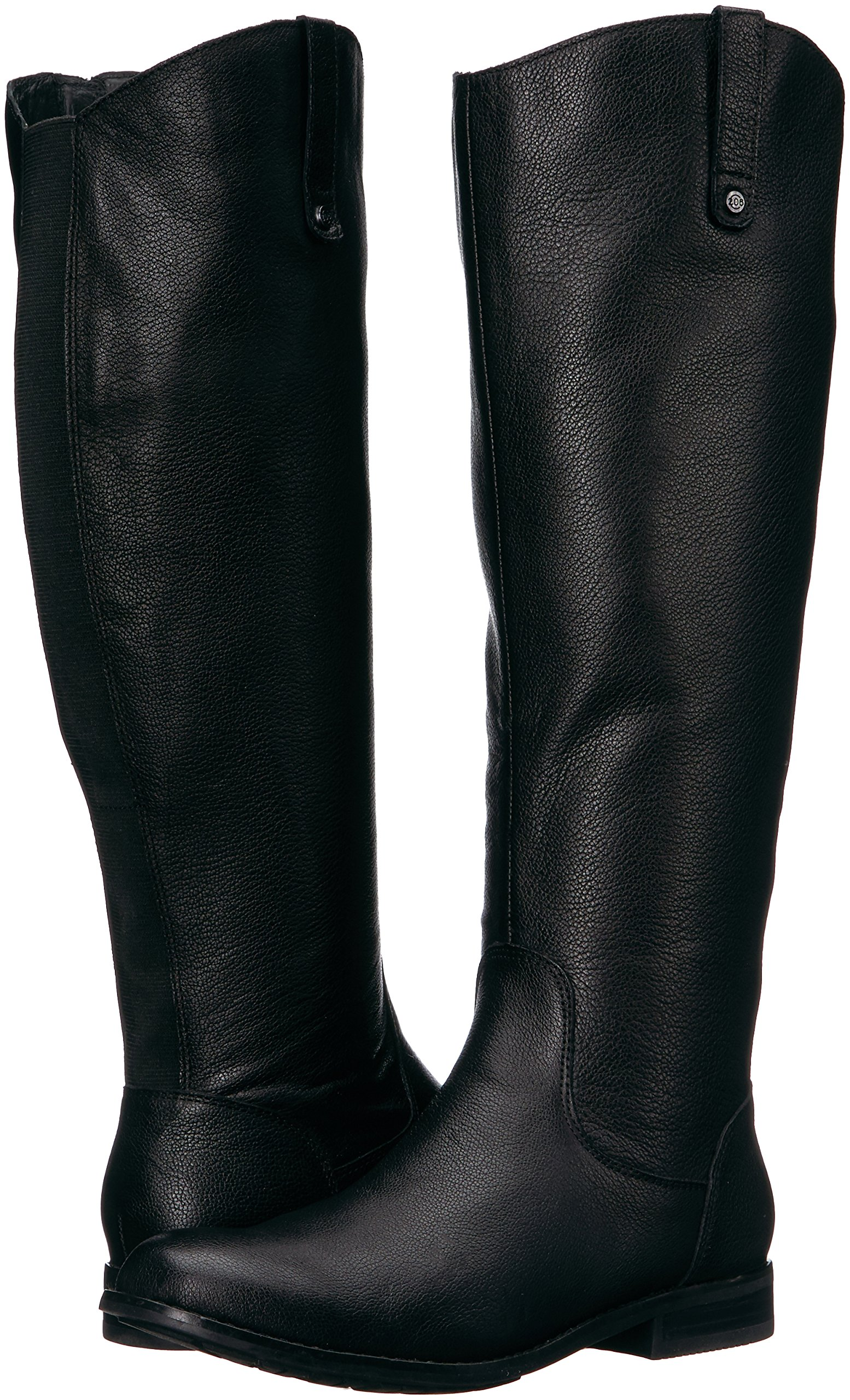 206 Collective Women's Whidbey Riding Boot, Black, 6.5 B US by 206 Collective (Image #6)