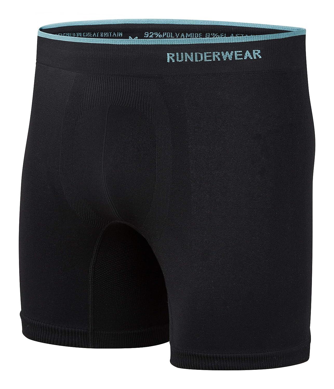 Runderwear - Calzoncillos bóxer para Hombre | Ropa Interior de Rendimiento sin Rozaduras con tecnología sin Costuras