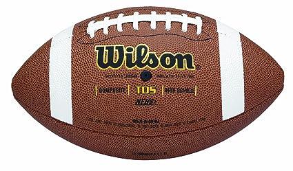 Wilson TDS Balón de Fútbol Americano Oficial  Amazon.com.mx ... f9e3cb2ee79