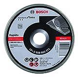 2608603255 Bosch 125 X 1 X 22.23MM WA60TBF INOX