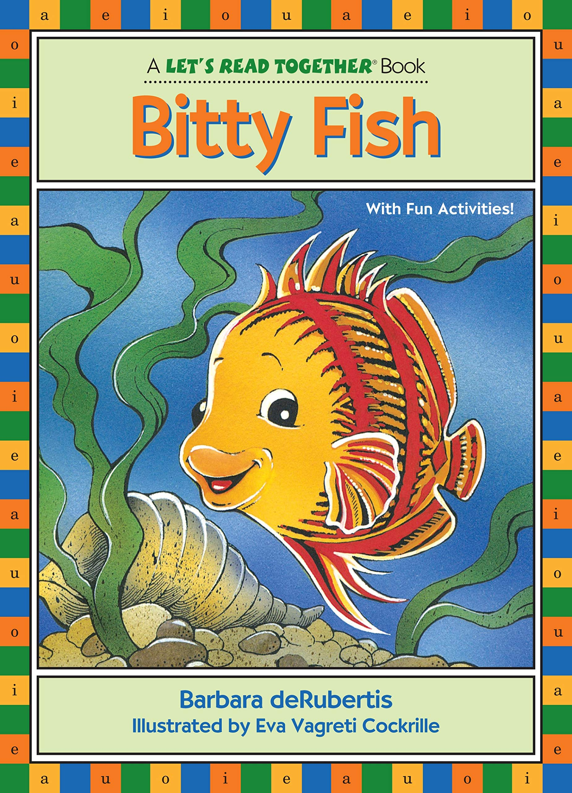 Bitty Fish (Let's Read Together) pdf