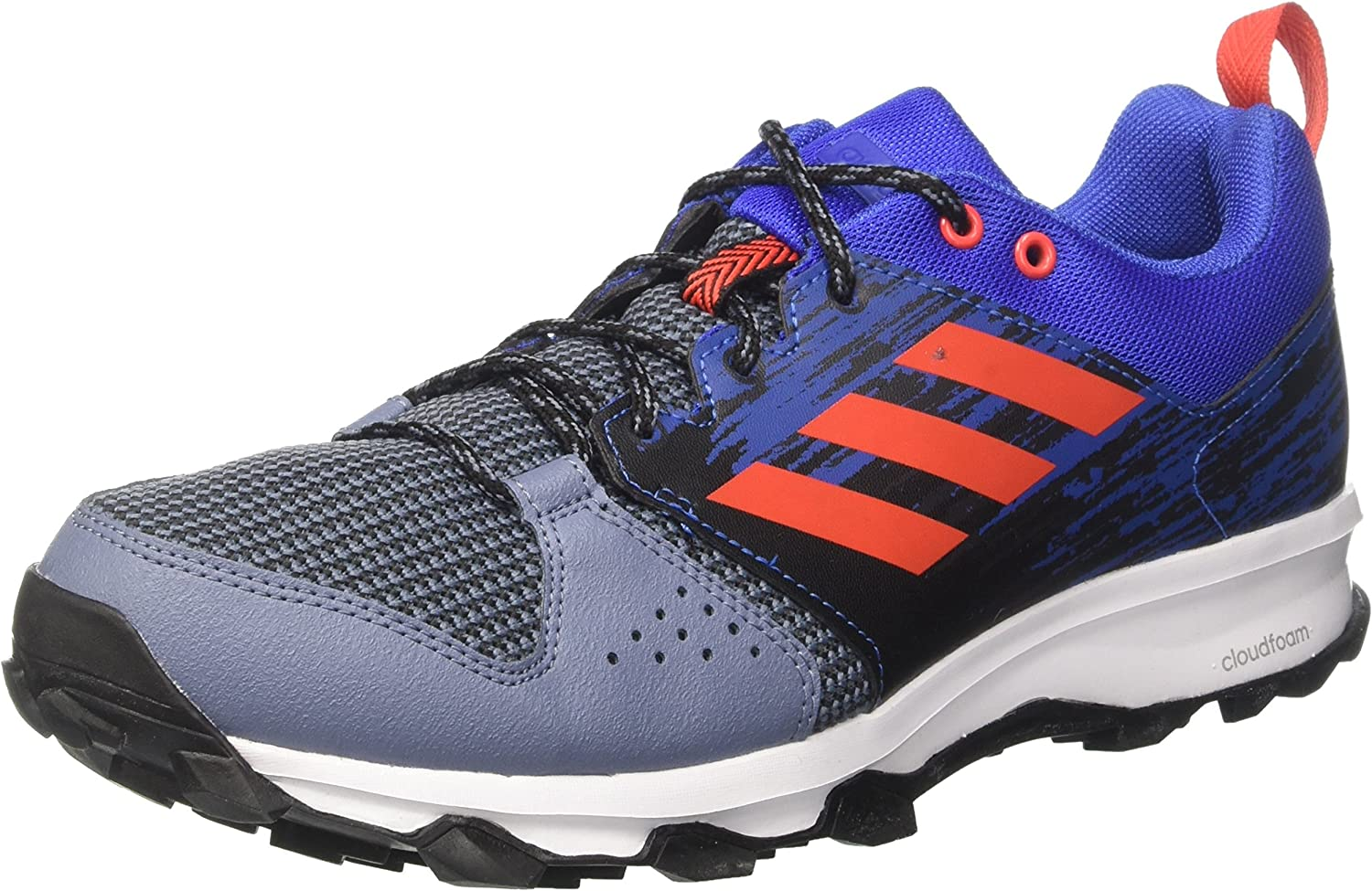 Caballero amable canción Implementar  adidas Men's Galaxy Trail Training Shoes, Blue (Raw Steel S18/hi-res Red  S18/hi-res Blue S18 Raw Steel S18/hi-res Red S18/hi-res Blue S18), 14.5 UK:  Amazon.co.uk: Shoes & Bags