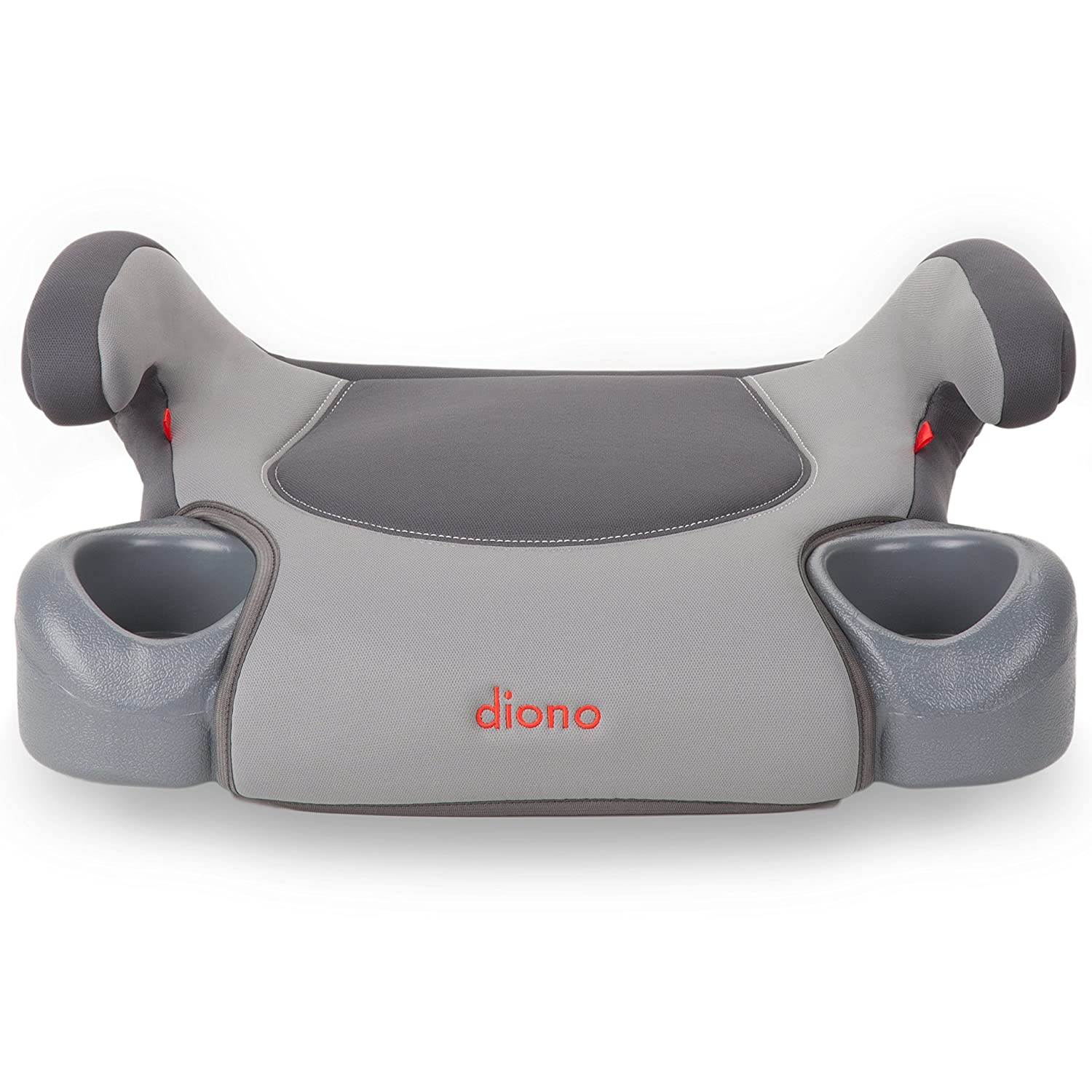 Diono Hip Backless Booster, Grey 23554