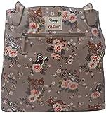 Cath Kidston - Reusable Shopping Grocery Tote Bag - British Designer - Bambi Rose Disney Heywood