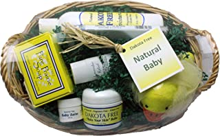 product image for Dakota Free Natural Baby Gift Basket