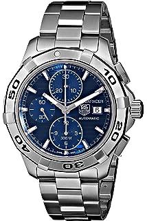 TAG Heuer Mens CAP2112.BA0833 Aquaracer Chronograph Watch