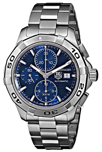TAG Heuer Men s CAP2112.BA0833 Aquaracer Chronograph Watch
