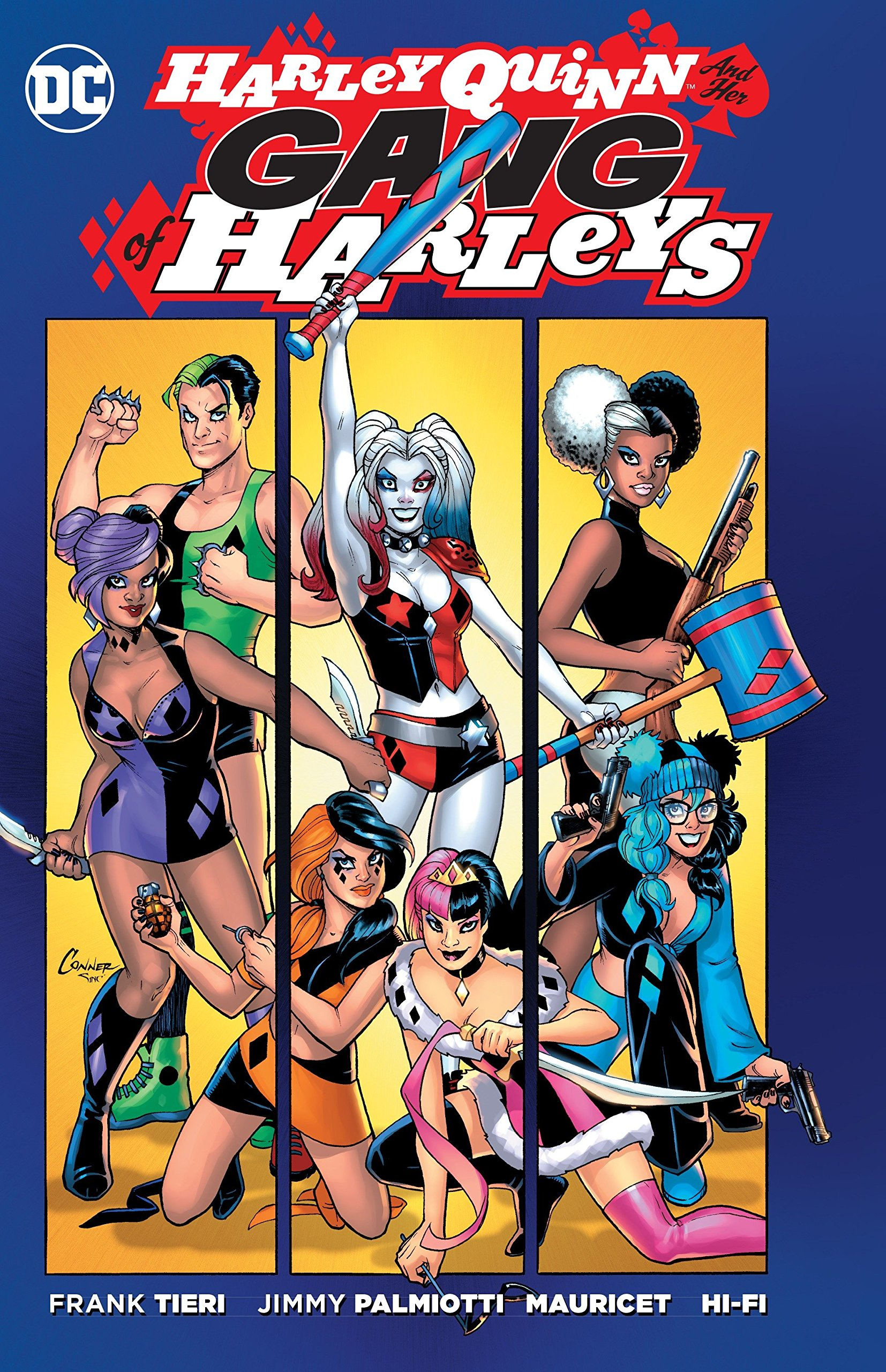 Download Harley Quinn's Gang of Harleys pdf epub