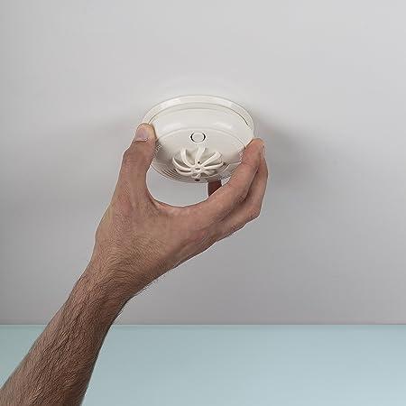 Smartwares RM127K_SW Detector de Calor Blanco: Amazon.es: Bricolaje y herramientas