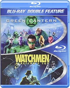 Green Lantern / Watchmen (DBFE)(BD)