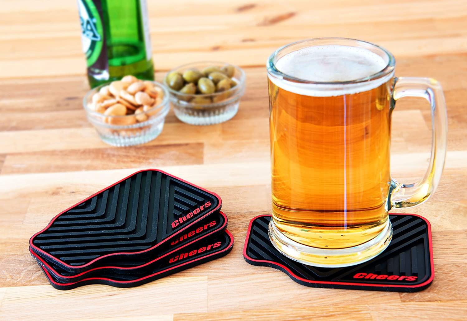 Car Mat Drink Coasters