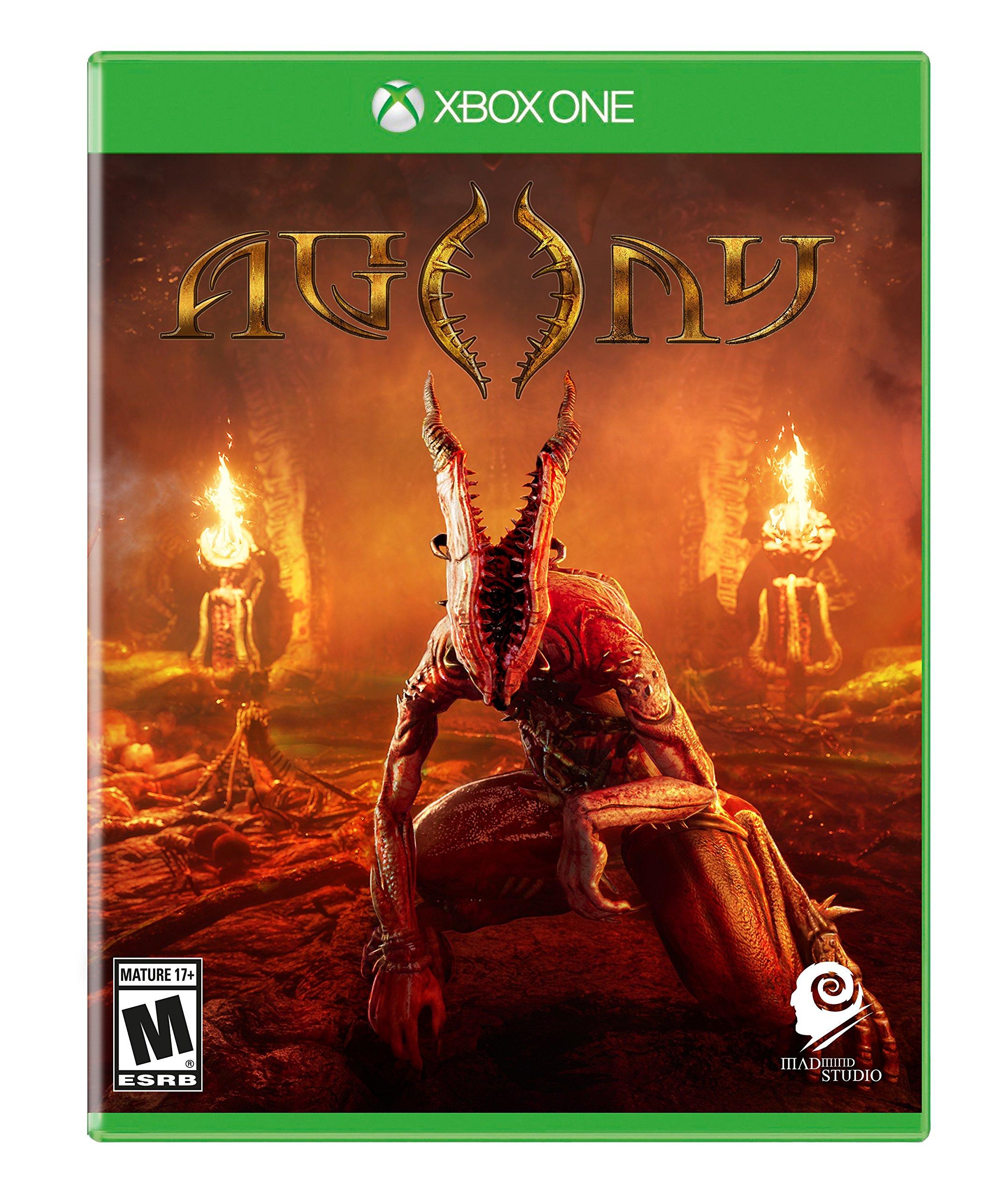 Agony - Xbox One (fisico)