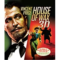 Vincent Price & House Of Wax (3D)