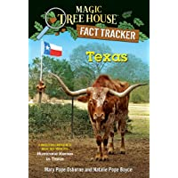 Texas: A nonfiction companion to Magic Tree House #30: Hurricane Heroes in Texas (Magic Tree House (R) Fact Tracker)