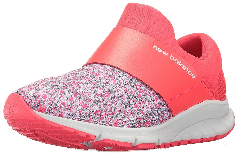 New Balance Women's Rush Lifestyle Fashion Sneaker B01LYBNPWB 8 B(M) US Bright Cherry/White