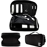 Zero Grid Electronics Travel Organizer (Cord, Cable, and Accessories Case)