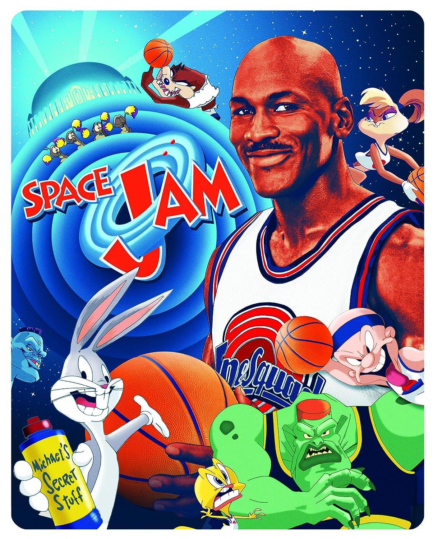 Space Jam Steelbook exklusiv bei Amazon.de Blu-ray Limited Edition ...