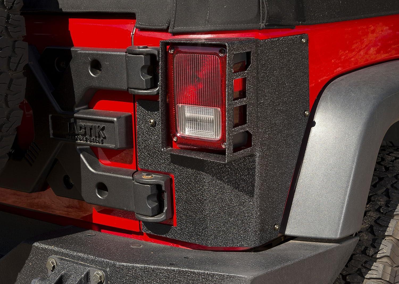 XHD Rear, 2-Door Rugged Ridge 11615.21 Corner Guard