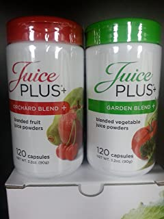 Amazon juice plus chewables orchard garden blend bags 2 juice plus 4 month supply orchard and garden reheart Choice Image