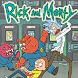img - for Rick and Morty (Collections) (4 Book Series) book / textbook / text book