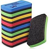 Mr. Pen- White Board Erasers, Magnetic Dry Erase Erasers, 8 Pack, Assorted, Dry Erase Board Erasers, Magnetic Whiteboard Eras