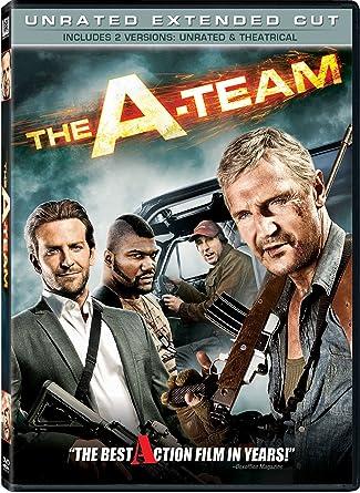 Amazon Com The A Team Liam Neeson Bradley Cooper Quinton Jackson Sharlto Copley Gerald Mcraney Patrick Wilson Jessica Biel Joe Carnahan Movies Tv
