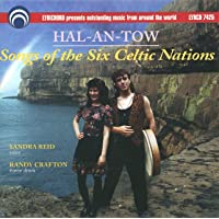 Halantow Songs Of The Six Celtic Nations. Fourteen Titles Performed In Their Original La