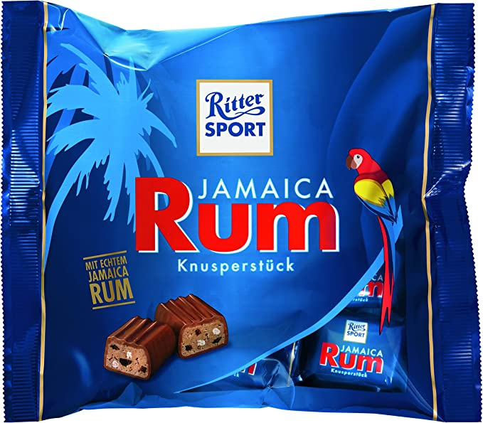 Ritter Sport Rum Minis 200g Amazon Co Uk Grocery