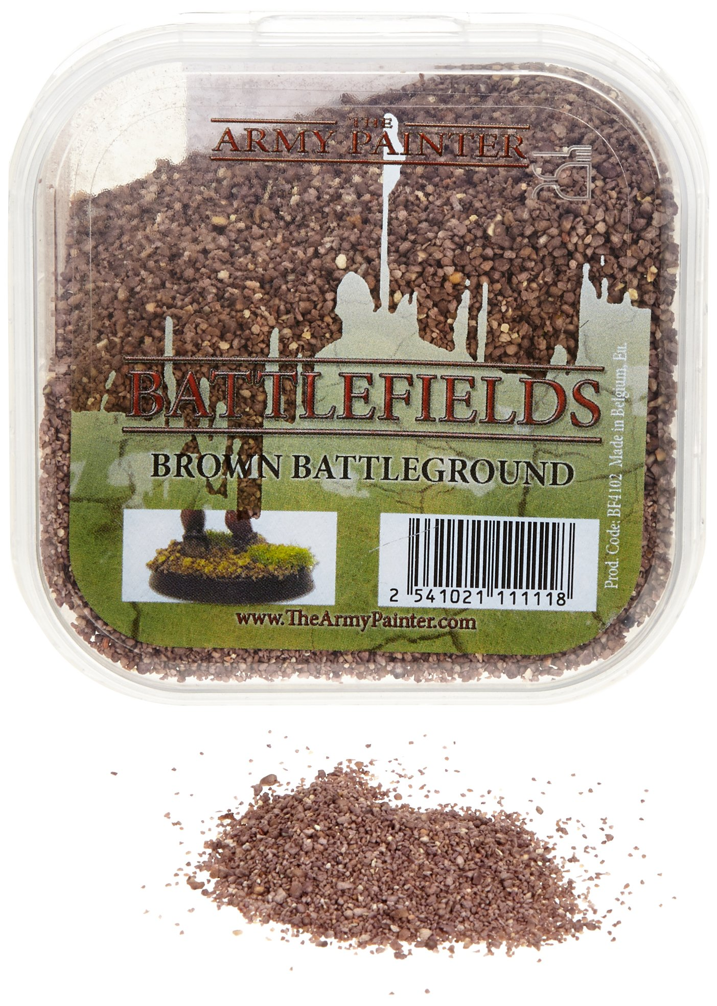 The Army Painter Battlefields Brown Battleground Basing - 150ml