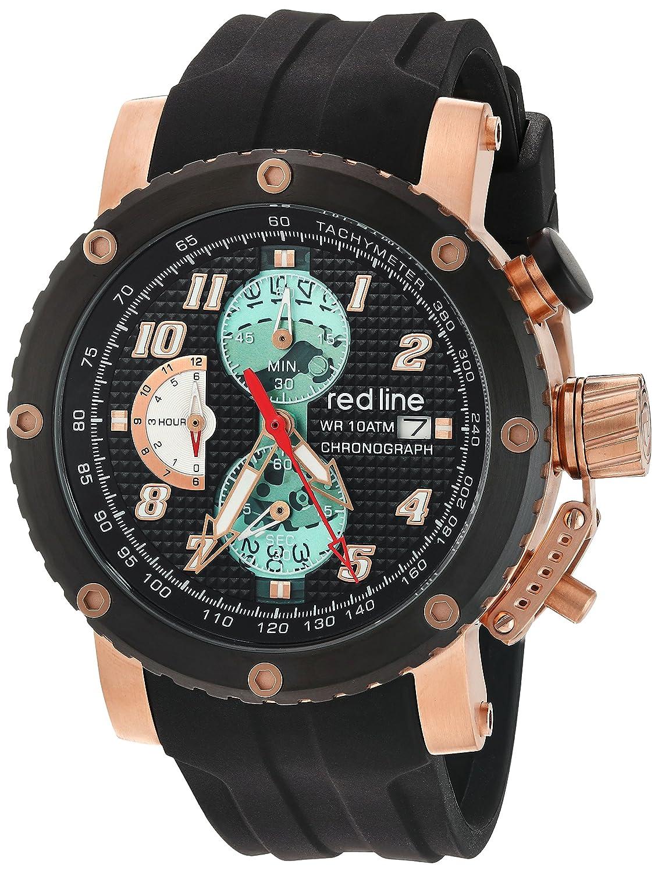 Redline Herren-Armbanduhr RL-308C-RG-01