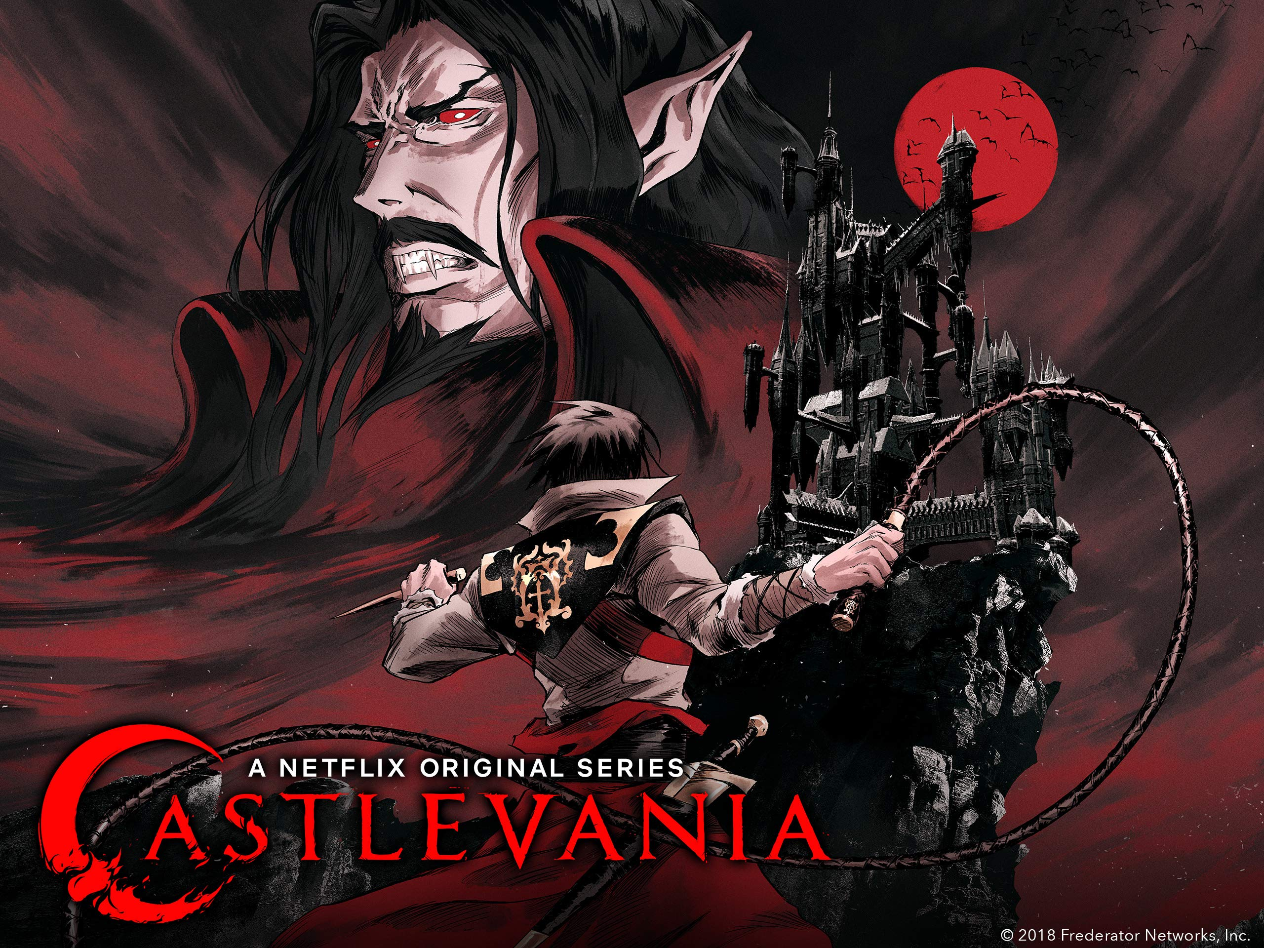 Watch Castlevania Season 1 | Prime Video