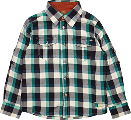 Timberland - Camisa con cuello ópera de manga larga para ...
