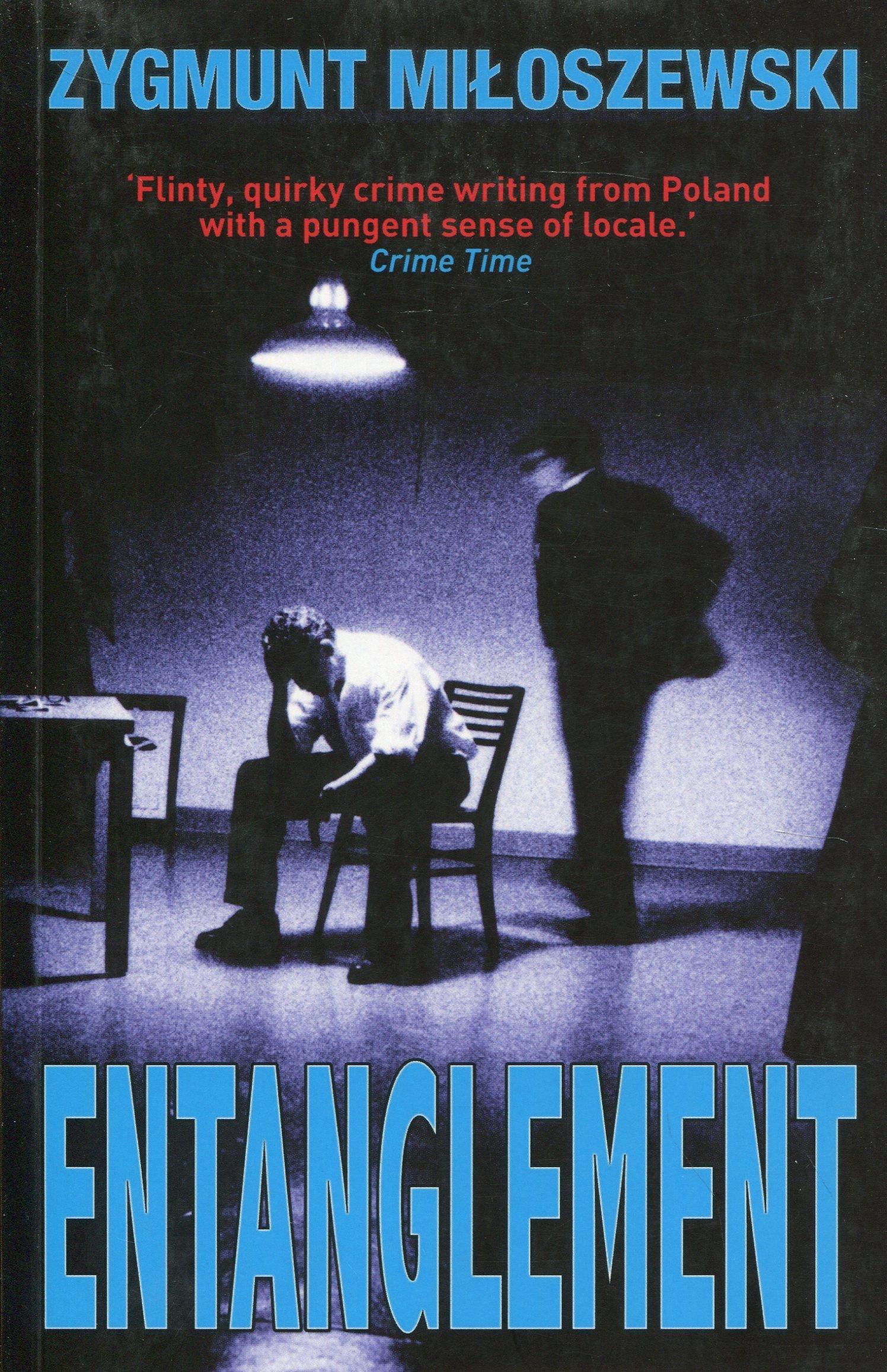 Read Online Entanglement (Polish State Prosecutor Szacki Investigates) ebook