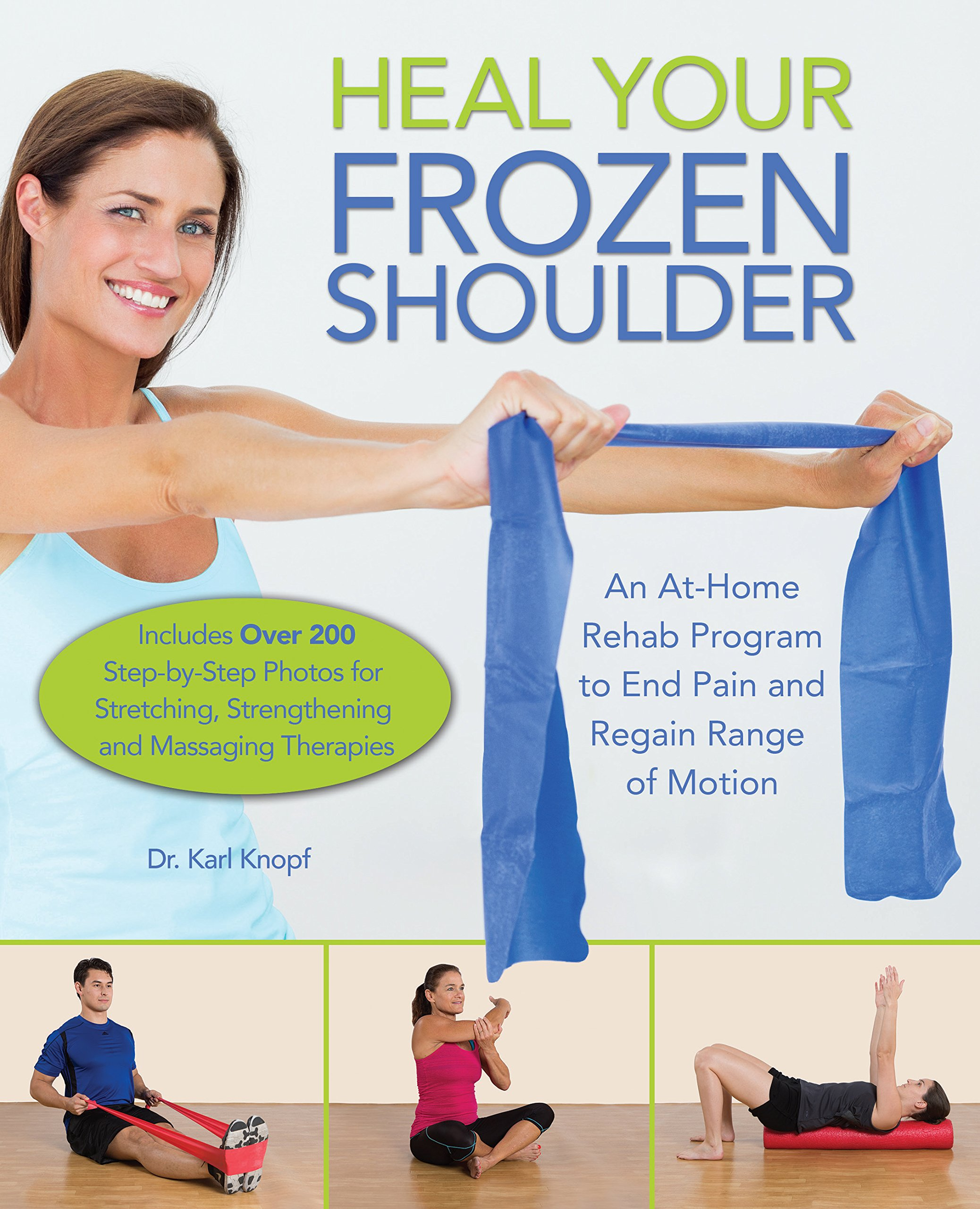 Heal Your Frozen Shoulder At Home product image